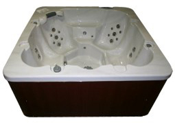 Coyote Spas Hot Tub Range by Integrity Pools & Spas